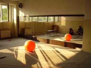 Tenis tábor - naše priestory
